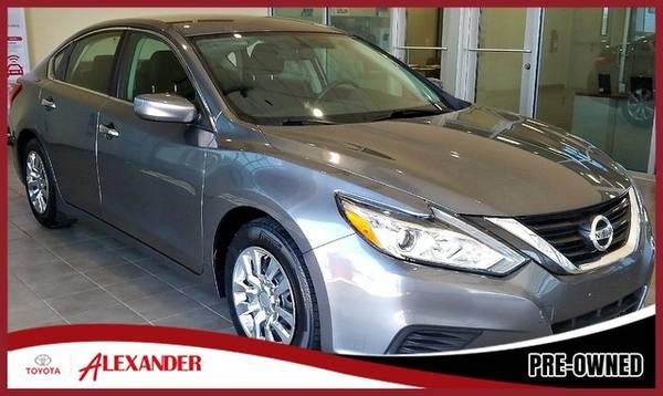 Photo 2016 Nissan Altima - - $11,987 (2016 Nissan Altima Alexander Toyota)