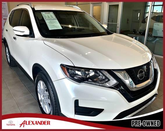 Photo 2017 Nissan Rogue - - $18,780 (2017 Nissan Rogue Alexander Toyota)
