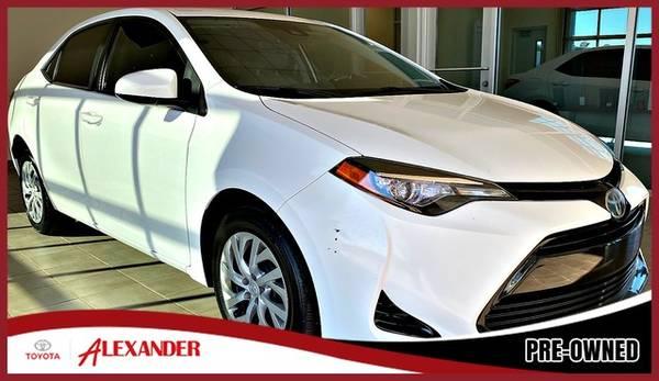 Photo 2017 Toyota Corolla - Call 844-850-0271 - $14880 (2017 Toyota Corolla Alexander Toyota)