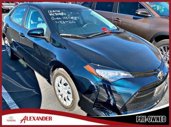 Photo 2017 Toyota Corolla - Call 844-850-0271 - $15987 (2017 Toyota Corolla Alexander Toyota)