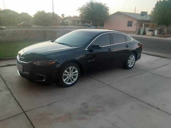Photo 2018 CHEVROLET MALIBU LT - $9,300 (San luis az)