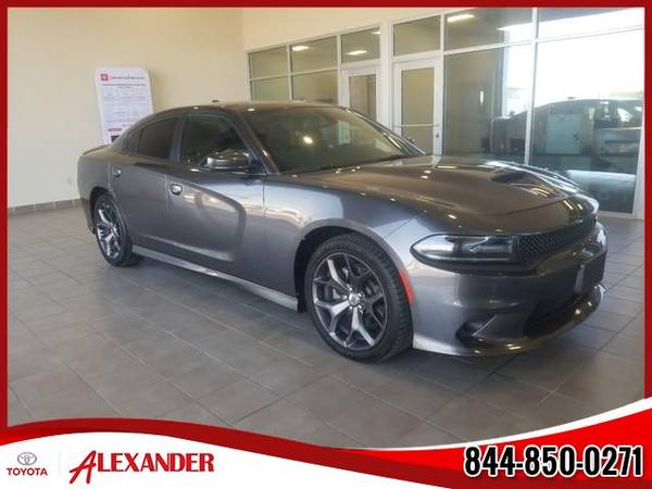Photo 2018 Dodge Charger - Call 844-850-0271 - $18987 (2018 Dodge Charger Alexander Toyota)