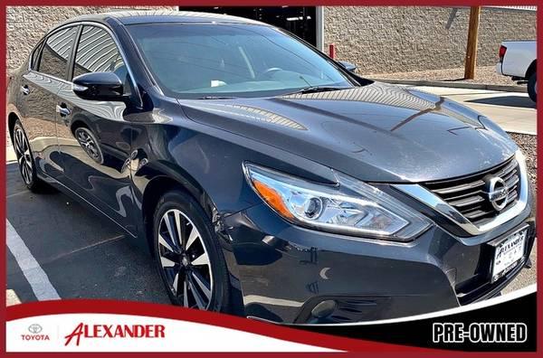 Photo 2018 Nissan Altima - - $14,987 (2018 Nissan Altima Alexander Toyota)