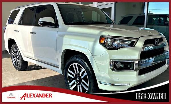 Photo 2018 Toyota 4Runner - - $38,770 (2018 Toyota 4Runner Alexander Toyota)