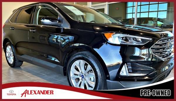 Photo 2019 Ford Edge - - $25987 (2019 Ford Edge Alexander Toyota)