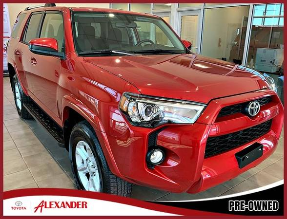 Photo 2019 Toyota 4Runner - - $35,440 (2019 Toyota 4Runner Alexander Toyota)