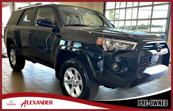 Photo 2020 Toyota 4Runner - - $38,987 (2020 Toyota 4Runner Alexander Toyota)