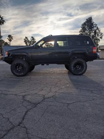 Photo $2500 OBO 1997 Jeep Grand Cherokee Laredo 4x4 - $2500 (Yuma)