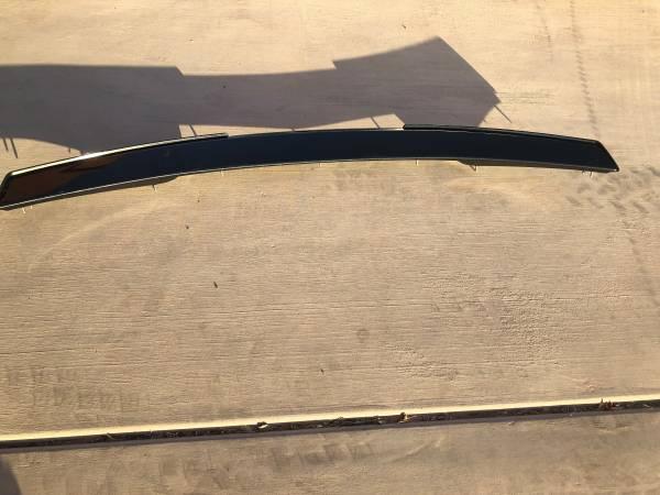Photo C7 corvette OEM wing - $50 (yuma)
