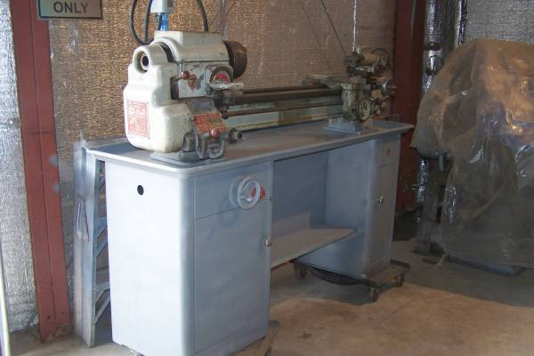 Photo Delta Rockwell Metal Lathe - $2000 (Yuma Foothills)