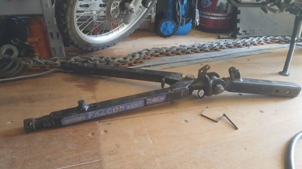 Photo Falcon Roadmaster 5250 HD tow bar - $150 (Wellton)
