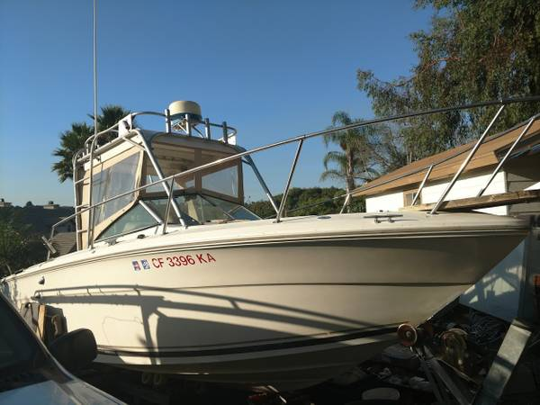 Photo Fishing Boat 24.539 cuttycab center console - $14,500 (Fallbrook)