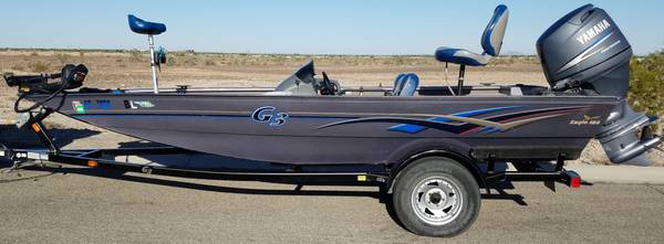 Photo G3 Bass Boat - $10000 (Yuma)