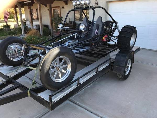 Photo Mazzone Sand Rail trade for Jeep - $5500 (Yuma)