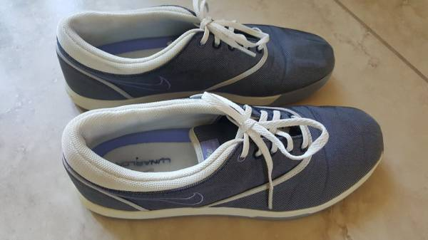Photo Nike Lunar Duet Sport Womens Golf Shoes Sz 8.5 - $50 (Shea Blvd and Scottsdale Rd)