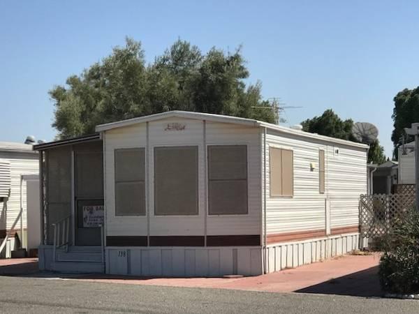 Photo PARK MODEL with Arizona Room ARABY ACRES, YUMA, AZ (6649 E. 32ND ST. 138, YUMA FOOTHILLS)