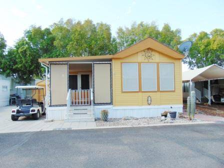 Photo Park Model For Sale $35,000-REMAX Territory (Yuma)