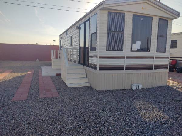 Photo Park model for sale 14999 (Yuma)