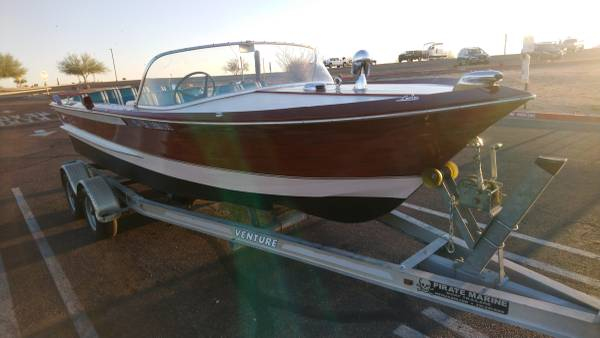Photo RARE 1967 CHRIS CRAFT SUPER SPORT RUNABOUT 300HP 427DDRIVE FORD ENGINE - $14,200 (LAKE READY - 40MPH 4K RPM CLOCKED BY GPS)