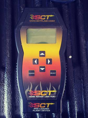Photo SCT DIESEL FORD PROGRAMER - $95 (Yuma county)