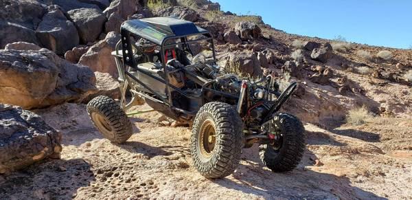 Photo Toyota rock crawler buggy - $9,000 (yuma)