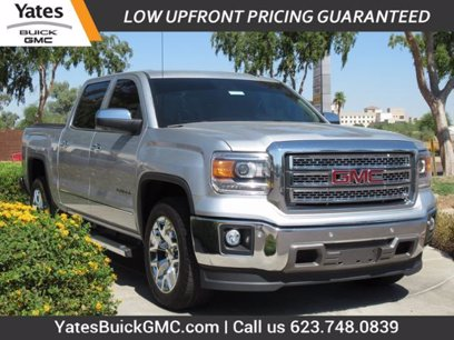 Photo Used 2014 GMC Sierra 1500 2WD Crew Cab SLT for sale