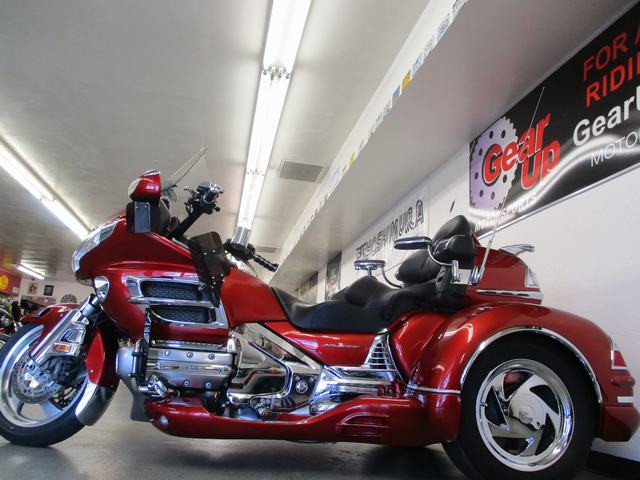 Photo 2008 Honda GL1800 WCALIFORNIA SIDE CAR TRIKE KIT $20995