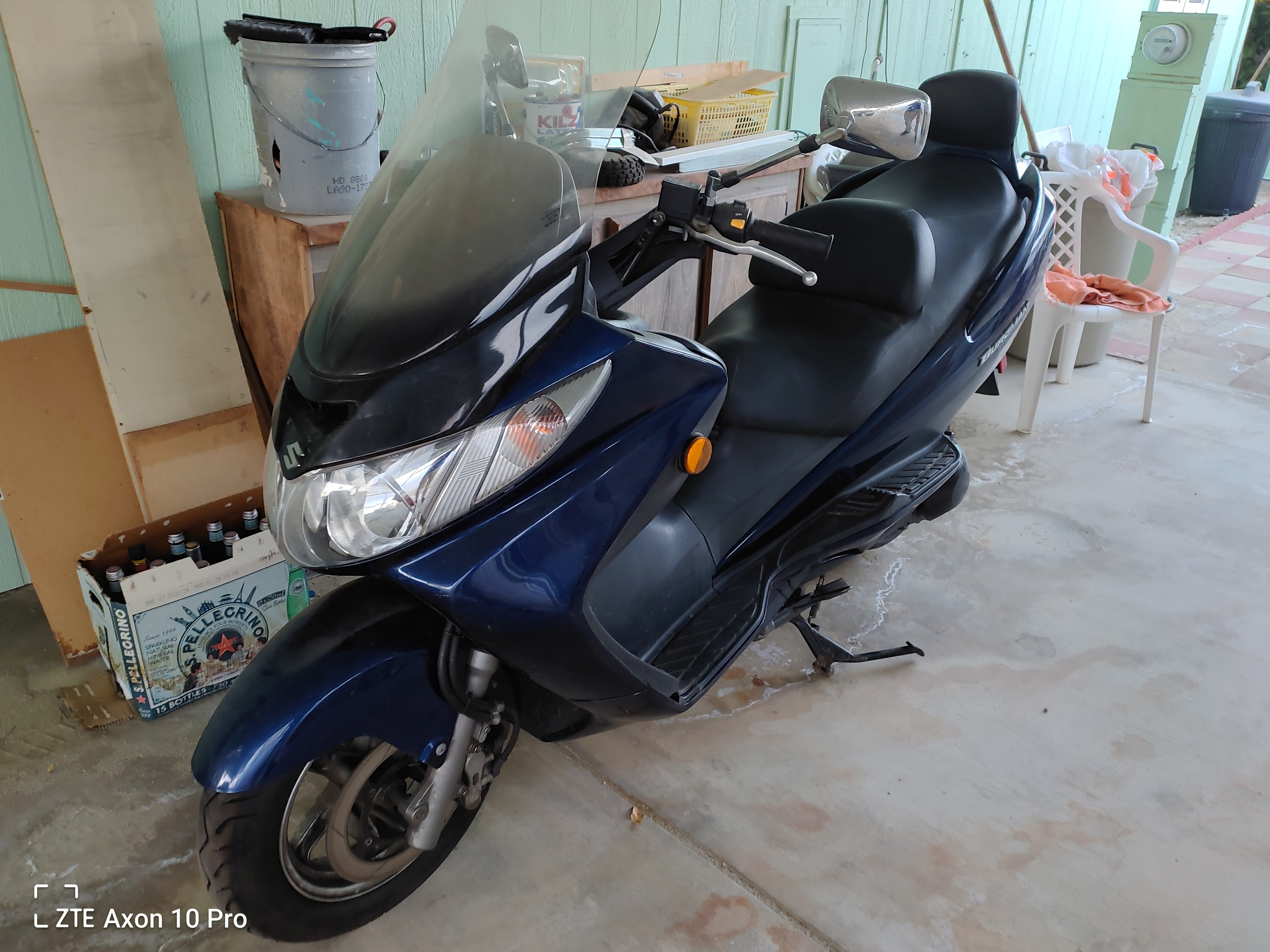 Photo 2003 Suzuki BURGMAN 400 $2500