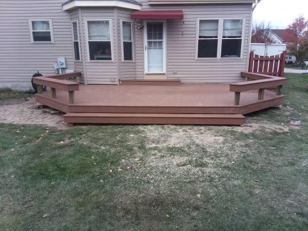 Photo Decks, Gazebos, Pergolas, And Outdoor Furniture