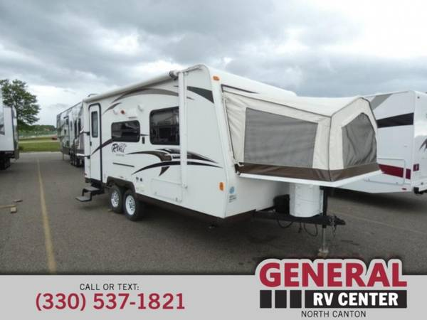 Photo Expandable 2014 Forest River RV Rockwood Roo 19 - $14,999