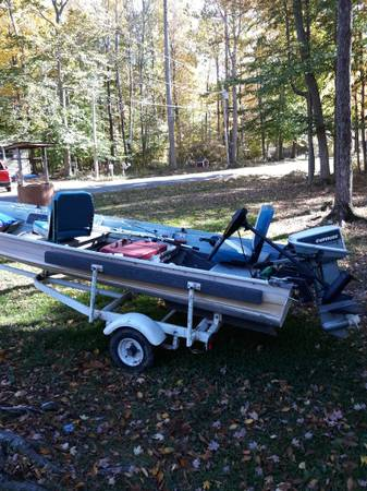 Photo For sale fishing boat - $2,500 (My Gilead)
