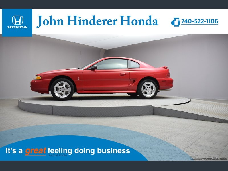 Photo Used 1994 Ford Mustang Cobra Coupe for sale