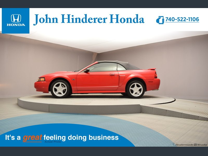 Photo Used 2003 Ford Mustang GT for sale