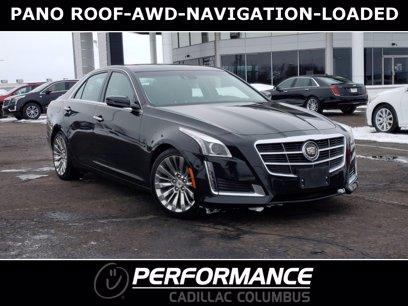 Photo Used 2014 Cadillac CTS Performance AWD Sedan for sale