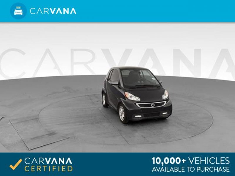 Photo Used 2015 smart fortwo electric drive Coupe for sale