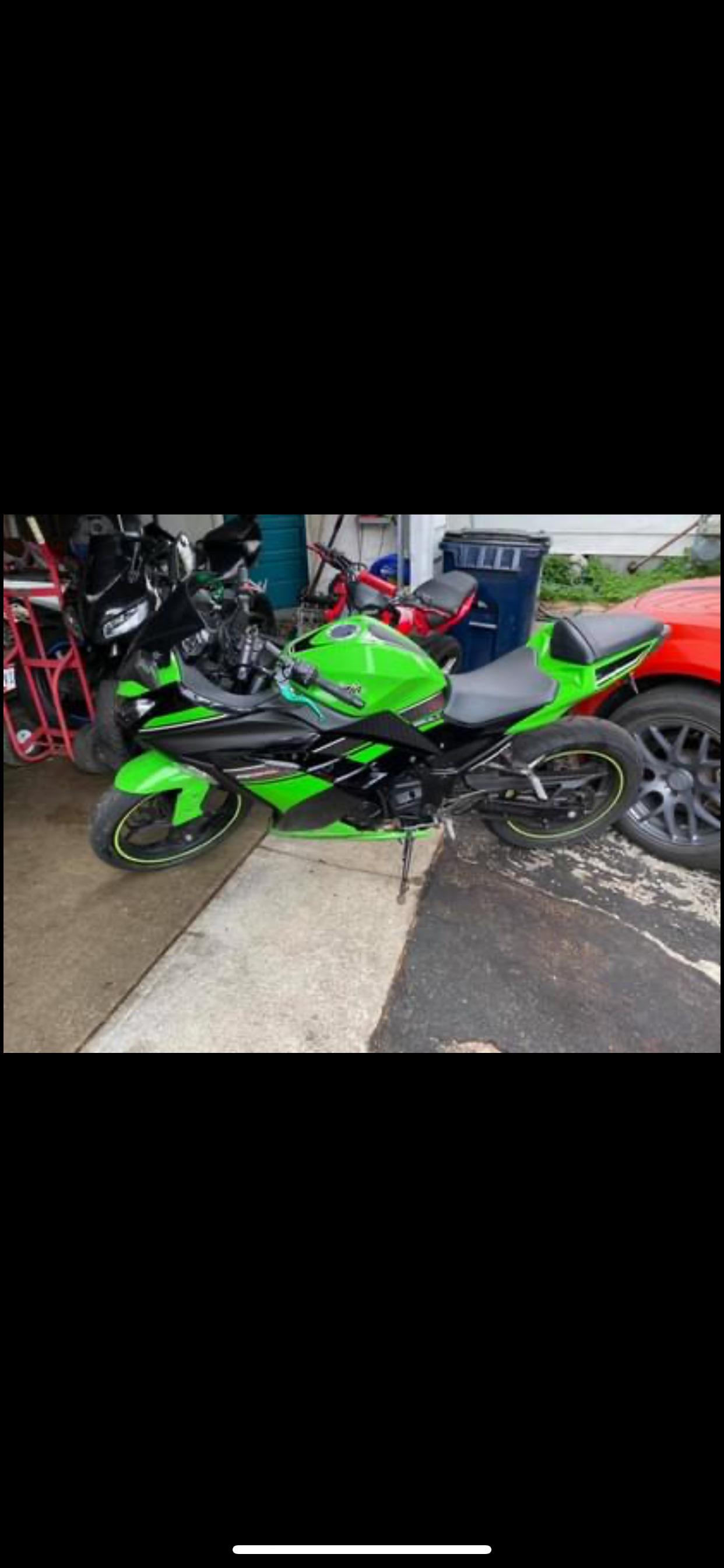 Photo 2013 Kawasaki NINJA 300 $300075.9075.90